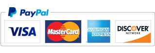 paypal payment methods visa mastercard american express