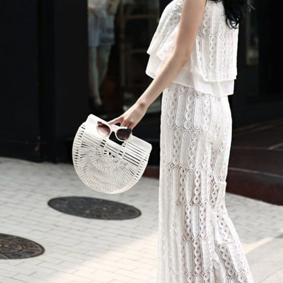 handmade-bali-bamboo-fan-tote-handbag-white