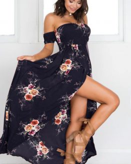 bohemian-australian-style-long-beach-floral-maxi-dress-navy