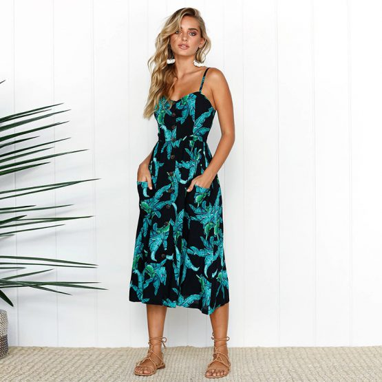 sophie-party-midi-sundress-tropical-blue