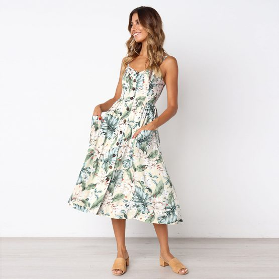 sophie-party-midi-sundress-tropical-green