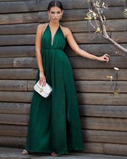 alexa-midnight-party-cross-back-dress-green